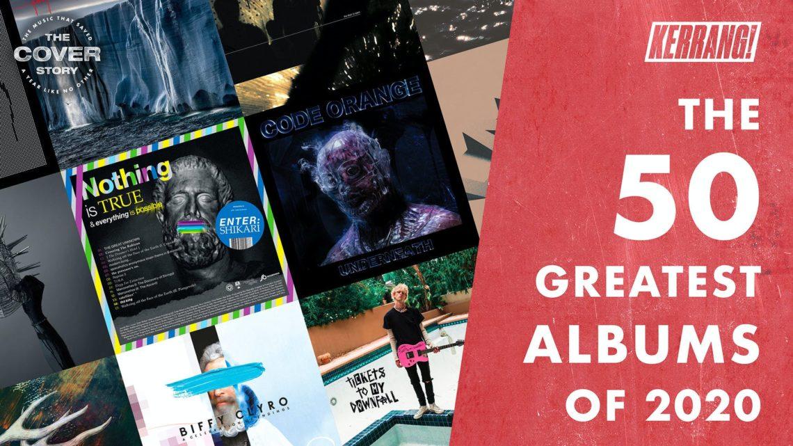 Kerrang: Αυτά είναι τα καλύτερα άλμπουμ της χρονιάς - Roxx.gr