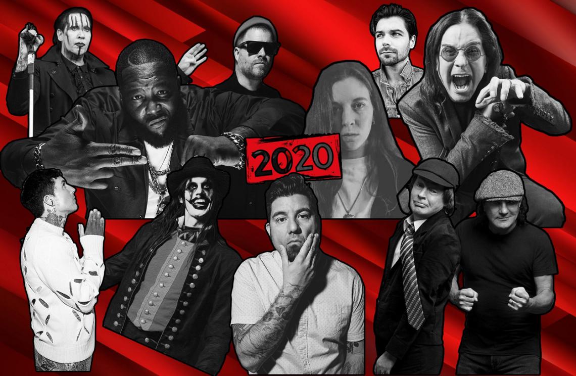 Roxx 20: Τα αγαπημένα μας άλμπουμ για το 2020 - Roxx.gr