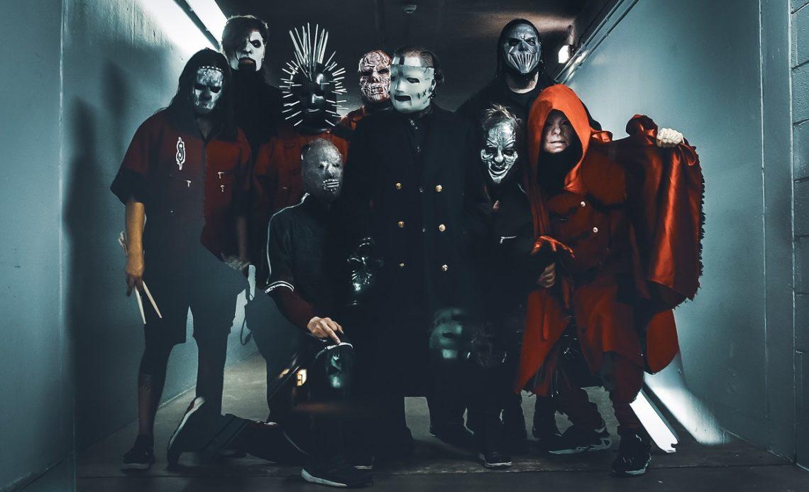 Έρχονται τεράστια νέα από τους Slipknot τον επόμενο μήνα - Roxx.gr