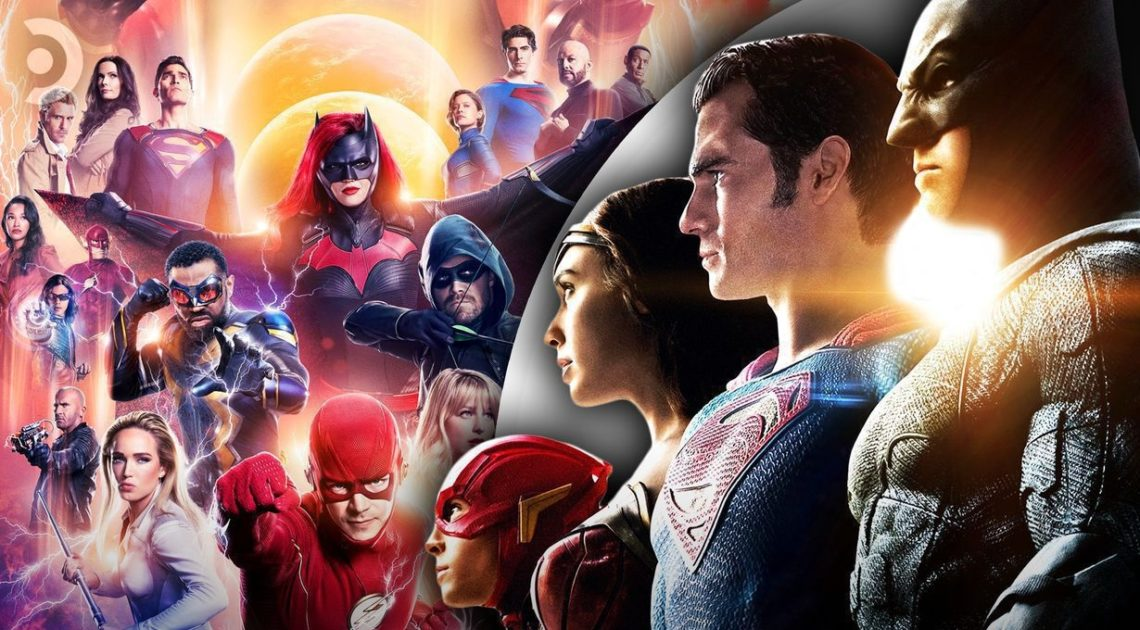 DC: Έξι ταινίες τον χρόνο από το 2022 μέσα από το multiverse! - Roxx.gr