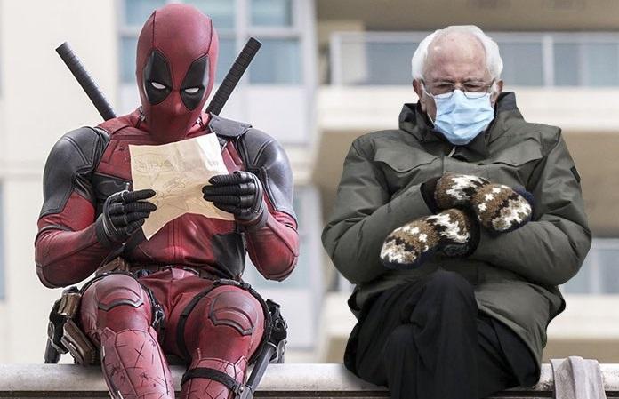 Μπέρνι Σάντερς: Τα καλύτερα memes για την ορκωμοσία από Game of Thrones μέχρι Deadpool - Roxx.gr