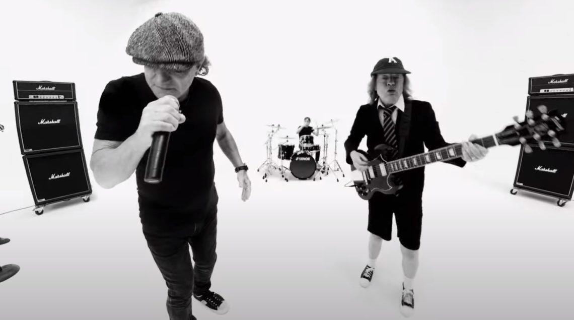 Αυτό είναι το νέο βίντεο των AC/DC - Roxx.gr
