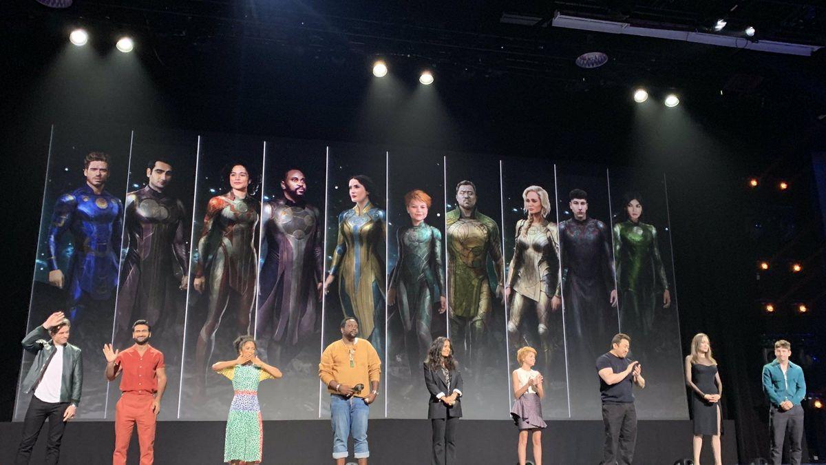 Marvel 2021