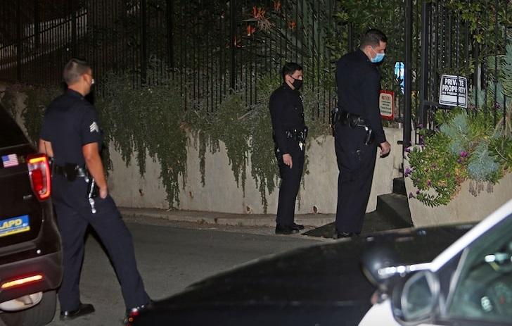 Αστυνομία και ελικόπτερο έψαχναν τον Marilyn Manson στο σπίτι του – Δεν τους απάντησε ποτέ - Roxx.gr