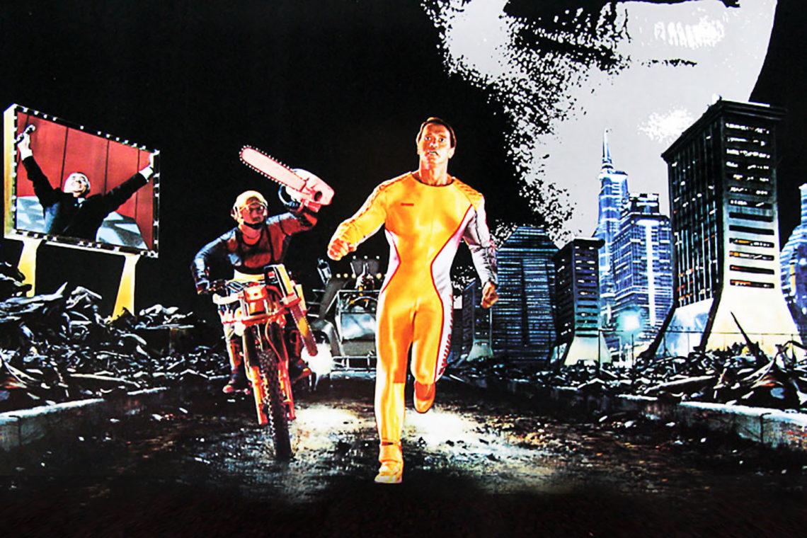 The Running Man: Το βιβλίο του Stephen King ξανά στον κινηματογράφο - Roxx.gr