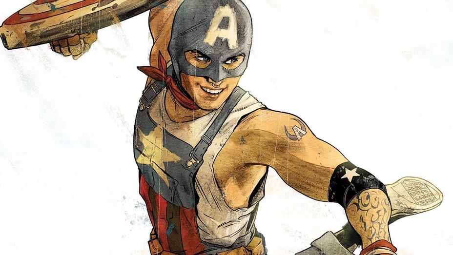 Η Marvel αποκάλυψε τον πρώτο gay Captain America - Roxx.gr