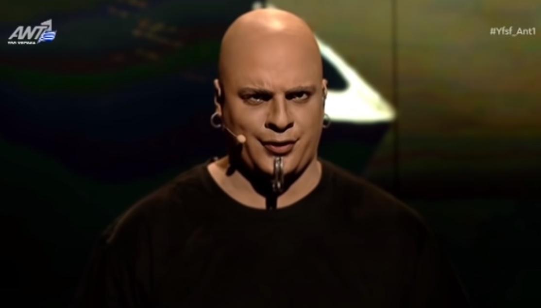 O Ησαΐας Ματιάμπα τραγούδησε Disturbed στο Your Face Sounds Familiar και κέρδισε - Roxx.gr
