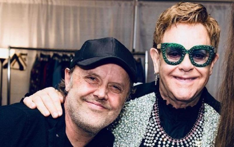 Ο Elton John ηχογράφησε κάτι με τους Metallica - Roxx.gr