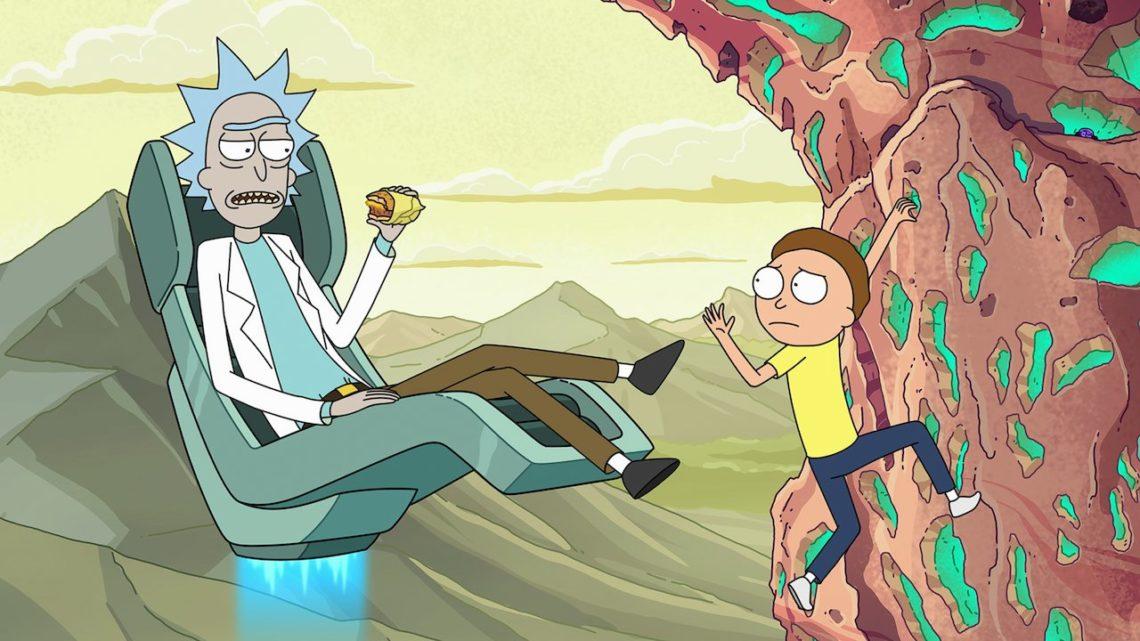 Rick and Morty:  Ανακοινώθηκε η πρεμιέρα της 5ης σεζόν - Roxx.gr