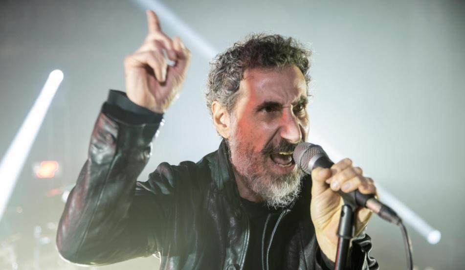 Serj Tankian: Ακούστε ολόκληρο το νέο EP του - Roxx.gr