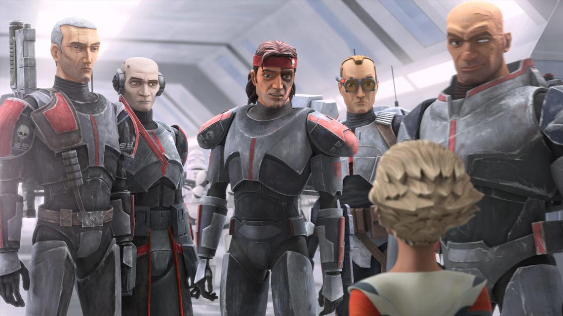 Star Wars: Τον Μάιο η πρεμιέρα του Bad Batch στο Disney Plus - Roxx.gr