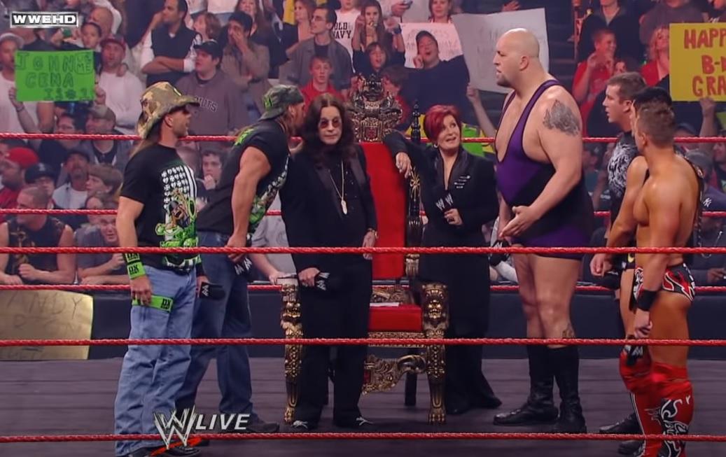 Στο Hall of Fame του WWE μπήκε ο Ozzy Osbourne! - Roxx.gr