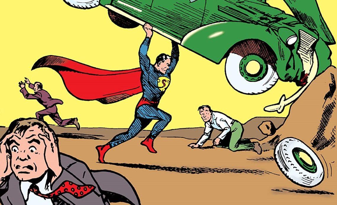 Η θρυλική πρώτη εμφάνιση του Superman πουλήθηκε με ποσό-ρεκόρ! - Roxx.gr
