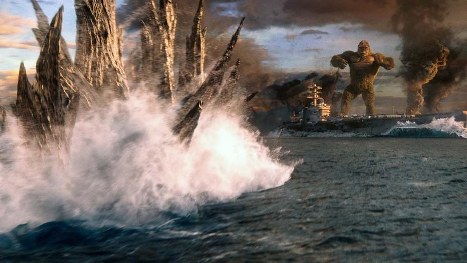 Godzilla vs. Kong: Έδωσε πνοή στο box office μετά από 14 μήνες! - Roxx.gr