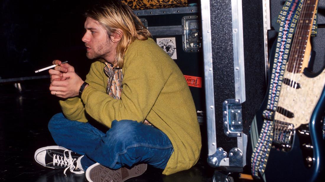 Kurt Cobain: Στη δημοσιότητα ο φάκελος του FBI για τον θάνατο του - Roxx.gr