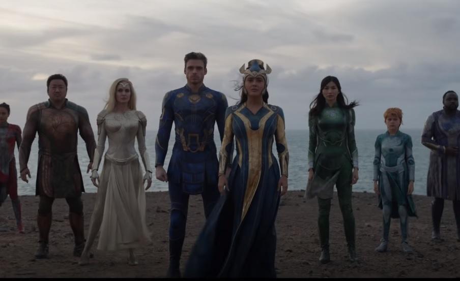 Eternals: Το πρώτο teaser για τη νέα ταινία της Marvel είναι εδώ - Roxx.gr