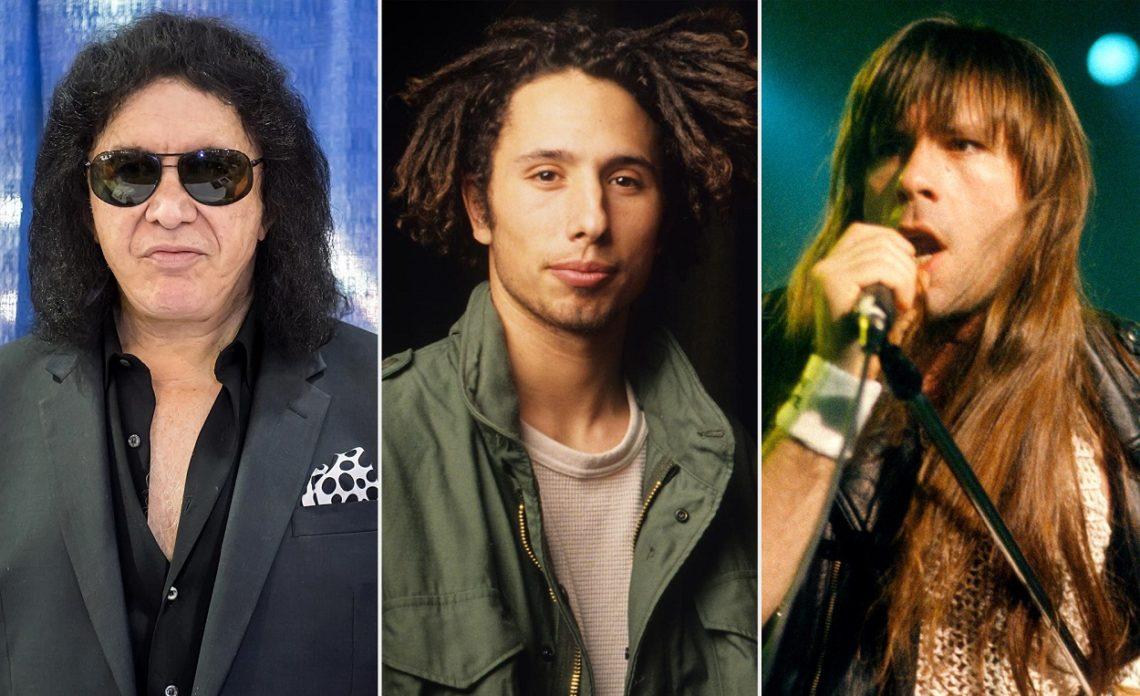 Gene Simmons: «Ντροπή για το Rock and Roll Hall of Fame o αποκλεισμός των Iron Maiden» - Roxx.gr