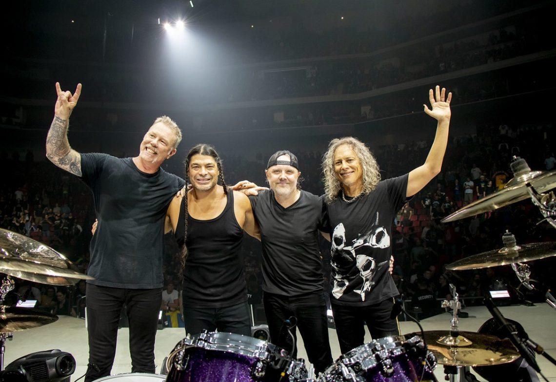 Οι Metallica γιορτάζουν τα 40 τους χρόνια με δύο σπέσιαλ συναυλίες - Roxx.gr
