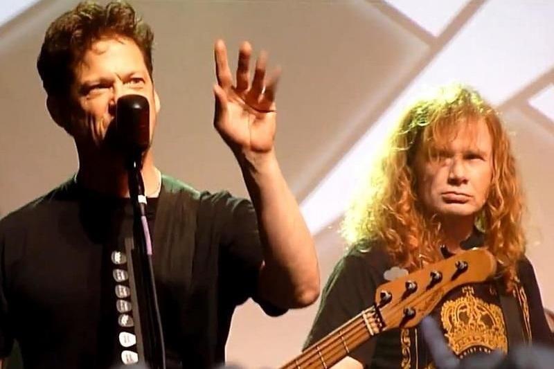 O Jason Newsted ΔΕΝ πάει στους Megadeth - Roxx.gr