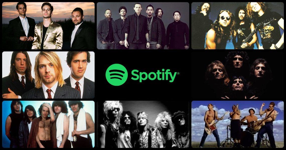 Αυτά είναι τα 150 κορυφαία rock και metal άλμπουμ όλων των εποχών στο Spotify - Roxx.gr