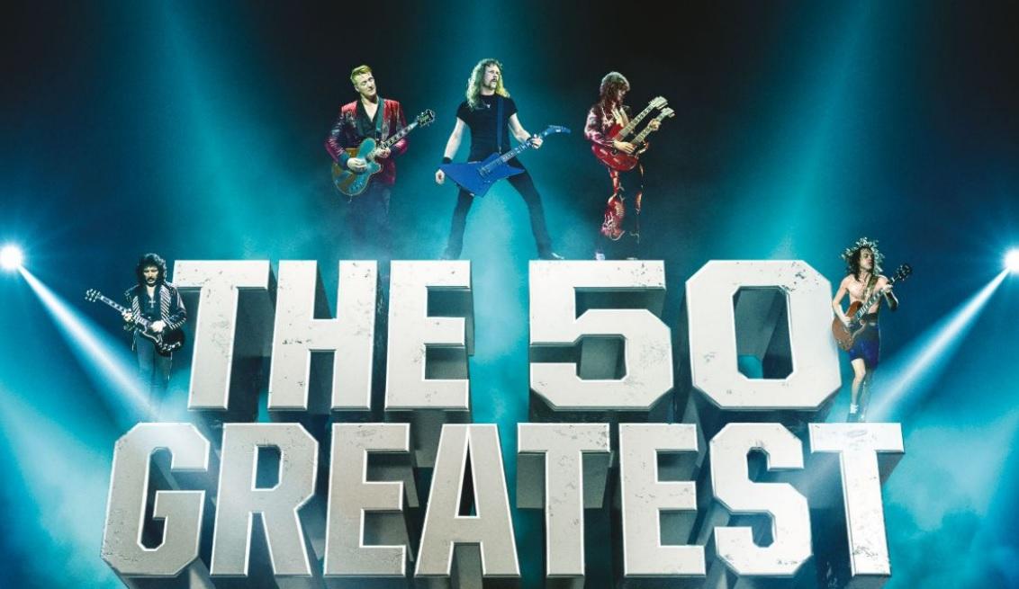 Τα 50 καλύτερα riffs όλων των εποχών! - Roxx.gr