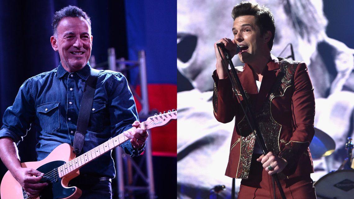 Οι Killers συνεργάζονται με τον Bruce Springsteen για νέα εκτέλεση του Dustland Fairytale! - Roxx.gr