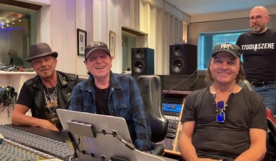Οι Scorpions παρουσίασαν ένα teaser από το νέο τους άλμπουμ - Roxx.gr