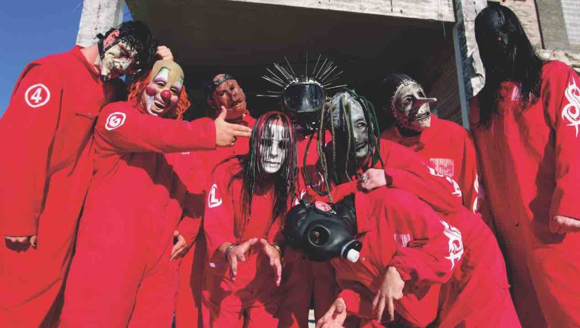 Slipknot: Βίντεο-ντοκουμέντο από το 1999 με την εμφάνιση τους να προκαλεί - Roxx.gr