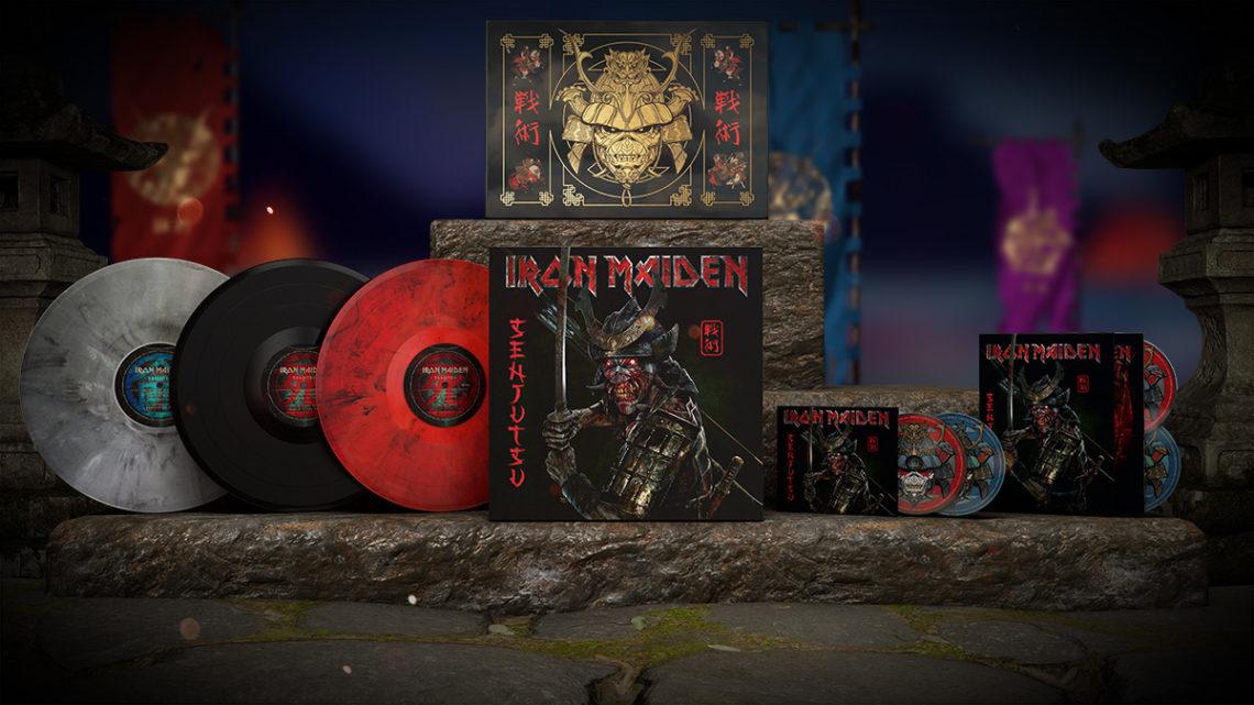 Με καθυστέρηση μίας εβδομάδας το νέο άλμπουμ των Iron Maiden στην Ελλάδα - Roxx.gr