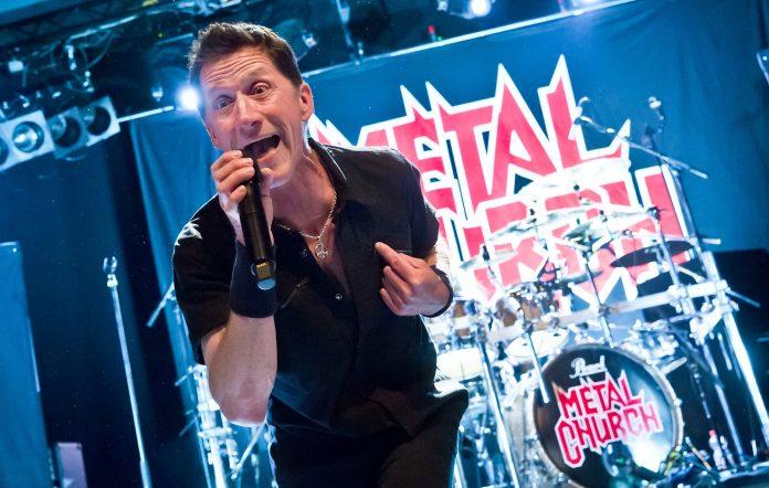 Πέθανε ο τραγουδιστής των Metal Church - Roxx.gr