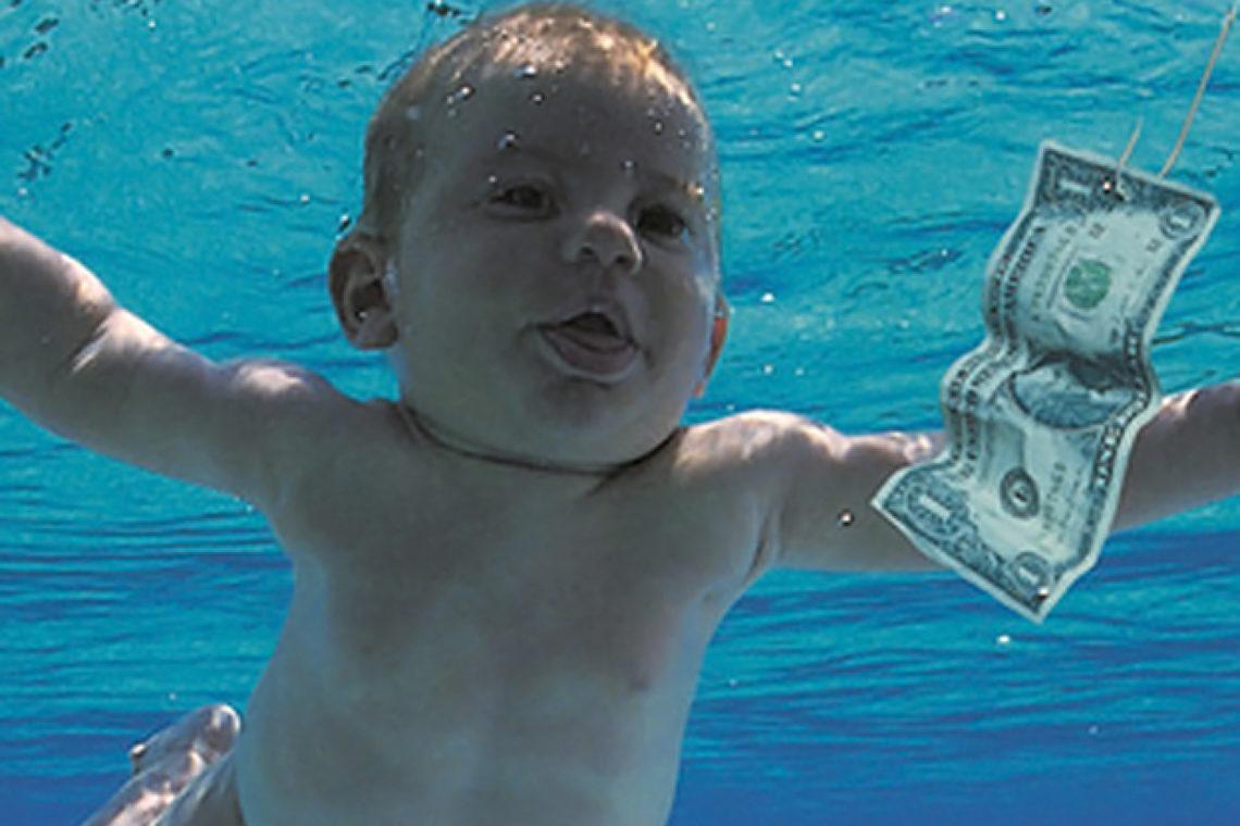 Το «μωρό» από το εξώφυλλο του Nevermind απαιτεί ξανά την απόσυρση της εικόνας - Roxx.gr