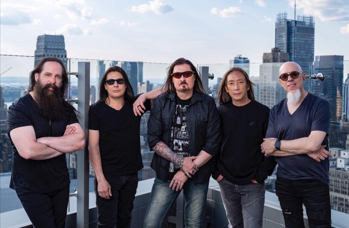 Dream Theater: Ακούστε το δεύτερο single από το νέο τους άλμπουμ - Roxx.gr