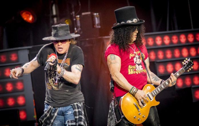 Guns N' Roses: Κυκλοφόρησαν κι άλλο τραγούδι που είχε γραφτεί για το Chinese Democracy - Roxx.gr