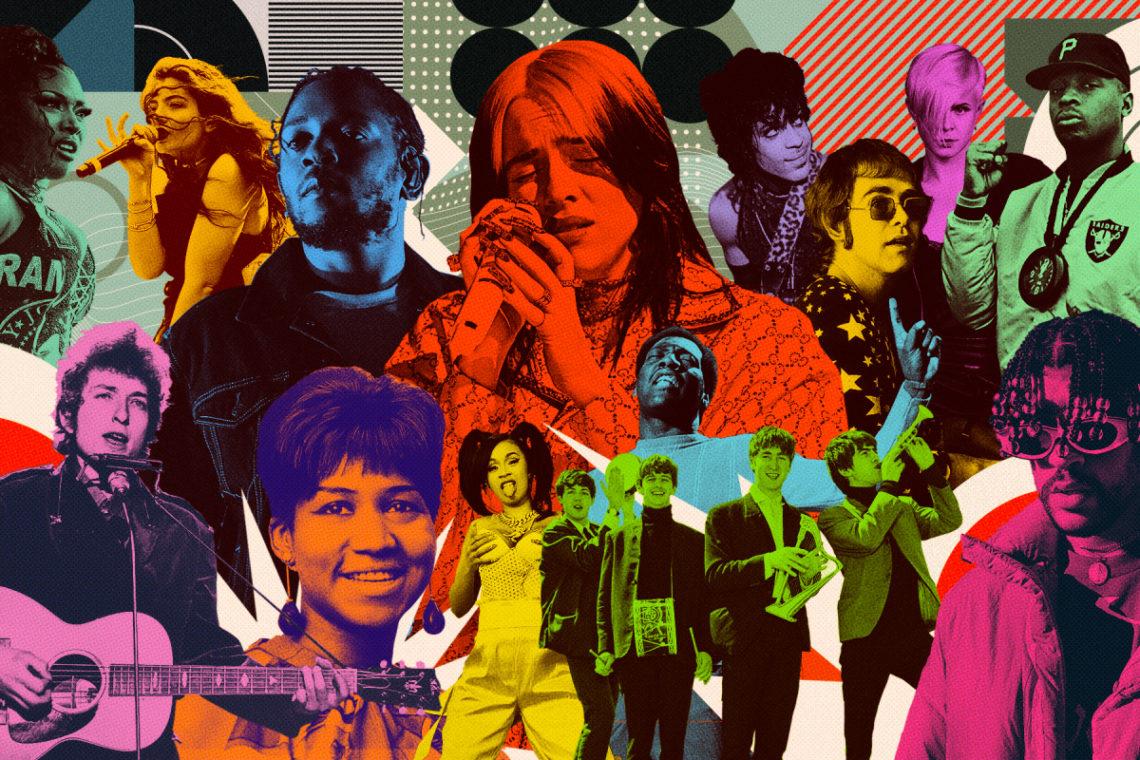 Rolling Stone: Τα 500 καλύτερα τραγούδια όλων των εποχών - Roxx.gr