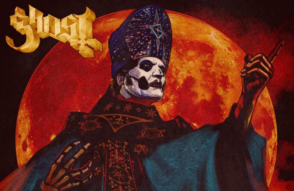 Οι Ghost επέστρεψαν: Ακούστε το Hunter's Moon! - Roxx.gr