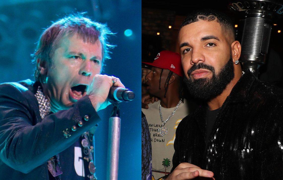 Ο Drake κέρδισε τους Iron Maiden στο… νήμα στην Αγγλία! - Roxx.gr