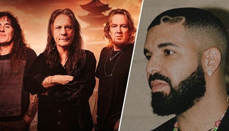 Μάχη με τον Drake δίνουν οι Iron Maiden για το νούμερο ένα στην Αγγλία! - Roxx.gr