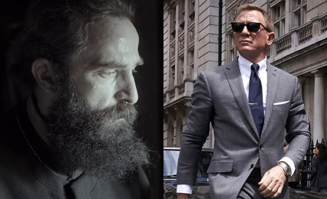 Μόνο o James Bond μπορεί να γκρεμίσει από την κορυφή τον «Άνθρωπο του Θεού» - Roxx.gr