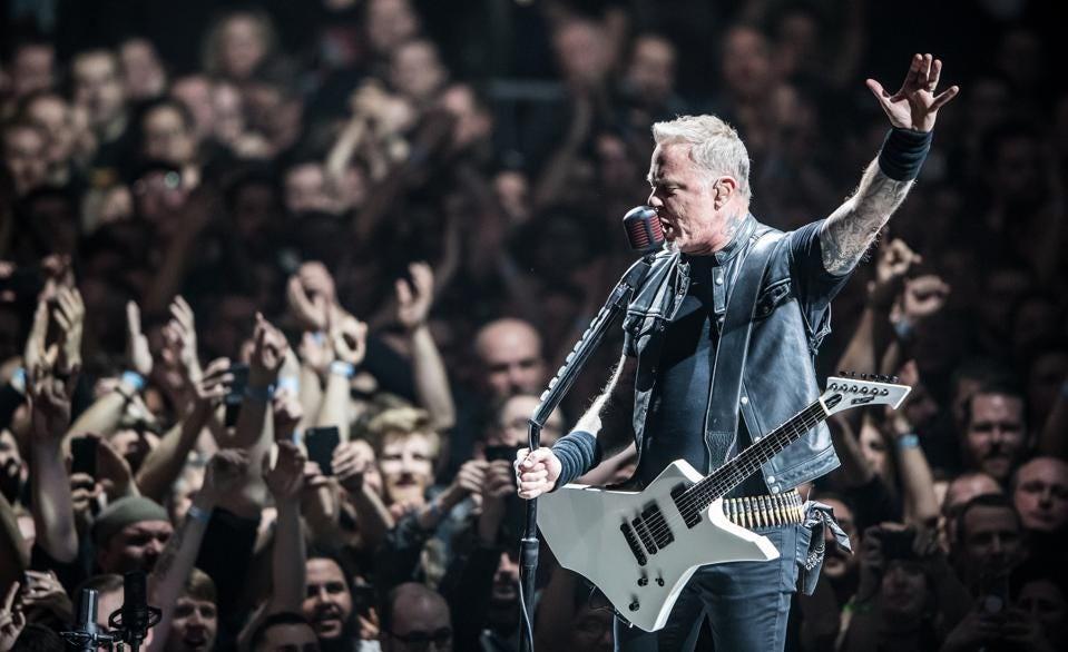 Οι Metallica έπαιξαν ολόκληρο το Black Album στο Louder Than Life - Roxx.gr