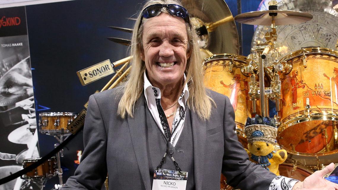 Nicko McBrain: «Το Senjutsu είναι αριστούργημα και η καλύτερη δουλειά των Iron Maiden» - Roxx.gr
