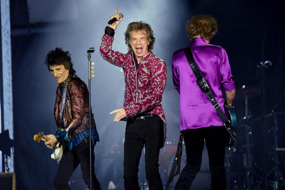 Η επιστροφή των Rolling Stones στη σκηνή και το αντίο στον Charlie Watts - Roxx.gr