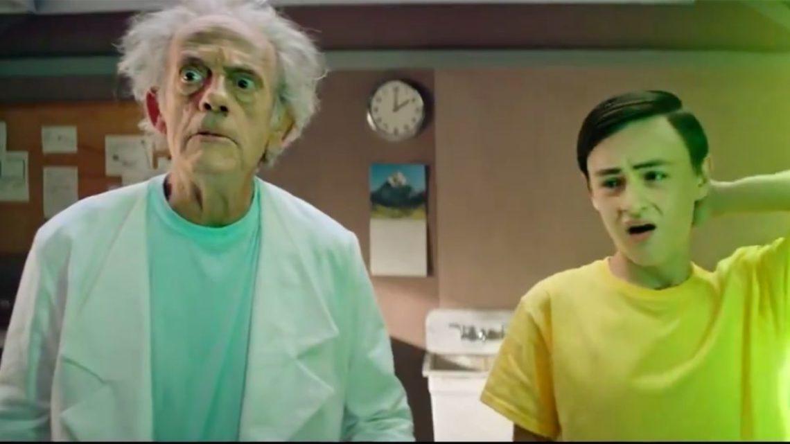 Rick and Morty: Σκάνε μύτη με ανθρώπινη μορφή και γεύση από… Επιστροφή στο Μέλλον - Roxx.gr