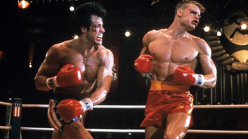 Στο Director's Cut του Rocky IV η μάχη με τον Drago είναι ακόμα μεγαλύτερη σε διάρκεια! - Roxx.gr