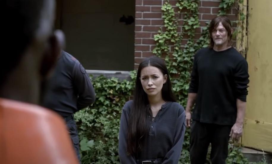 Walking Dead: Ανακοινώθηκε η επιστροφή της τελευταίας σεζόν - Roxx.gr
